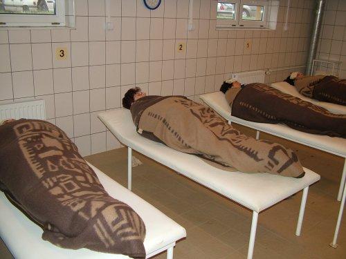 Pachete complete de tratament în băile termale