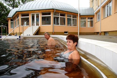 Sonderangebot speziell für Sie im Hungarospa Thermal Hotel*** superior!