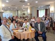 Ismét találkoztak egymással a Hungarospa fürdőkomplexum nyugdíjas dolgozói