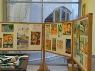 Gyermekrajz-kiállítás nyílt az Aqua-Palace élményfürdőben