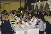 Hagyományos évzáró vacsorával zárta a sikeres évet a Hungarospa Hajdúszoboszlói Zrt.