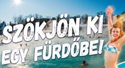 Szökjön el a Hungarospa fürdőkomplexumába a szökőnapon!