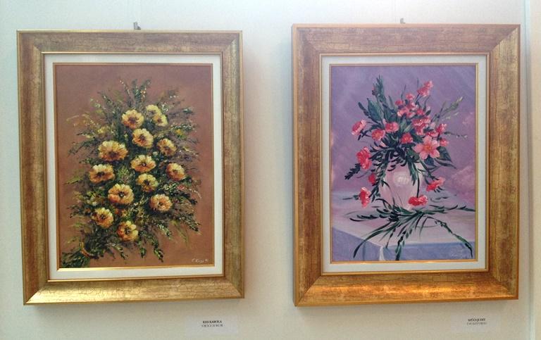 Festmény kiállítás nyílt a Hungarospa Alkotótábor 10 évének műveiből
