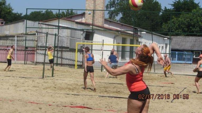 Ismét Traubisoda röplabda bajnokság volt a Hungarospa Strandfürdőjében