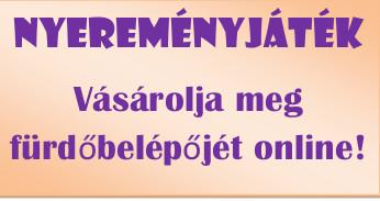 Vegyen részt a Hungarospa nyári  nyereményjátékában!