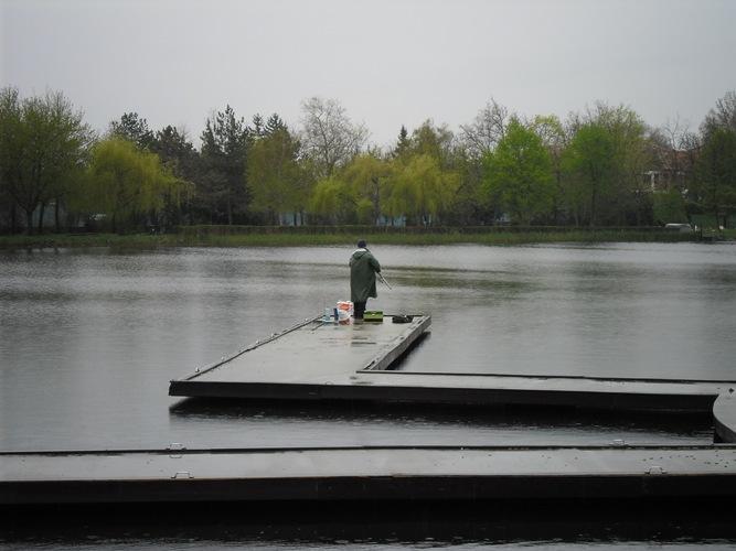 Újra horgász akció a Hungarospa csónakázó tavon!