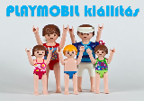 Újra itt a PLAYMOBIL! - kiállítás és játszóház az Aqua-Palace élményfürdőben