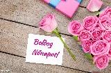 Szeretettel köszöntjük a hölgyeket Nőnap alkalmából!