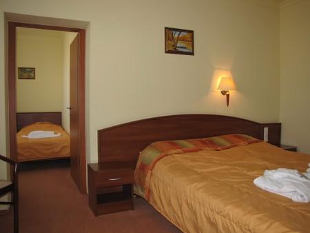 Háromágyas (családi) szoba