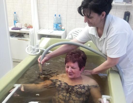 Лечебная купальня