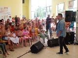 Borúra derű: elképesztően jó Caramel koncert volt az Aqua-Palace élményfürdőben!