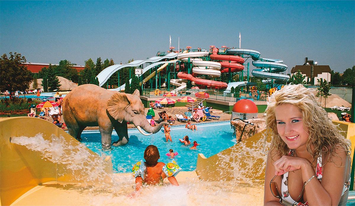 Töretlen a fejlődés Európa legnagyobb fürdőkomplexumában!