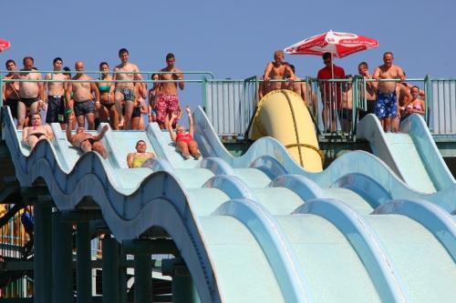 Strand- Aquapark- Aqua-Palace 2016